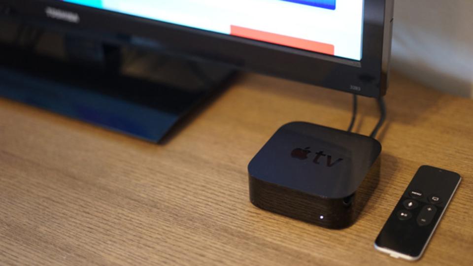 新しいApple TVを数日間使用した感想