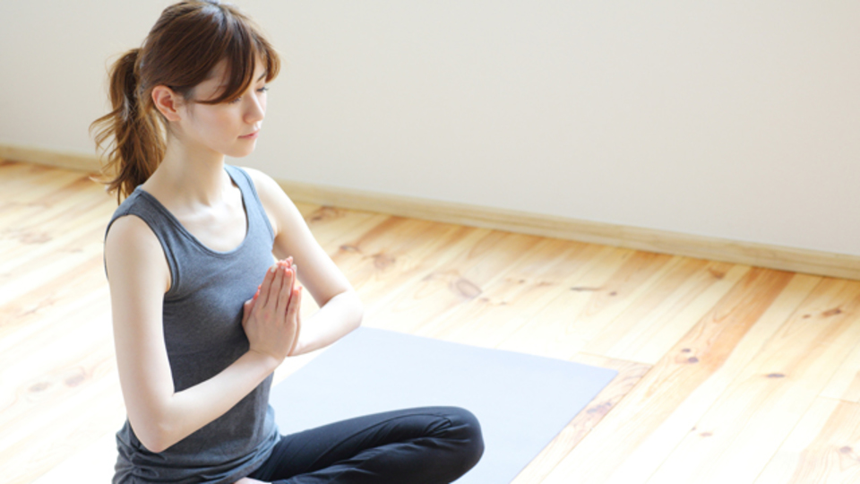今、「瞑想」がフランスでブームになっているらしい