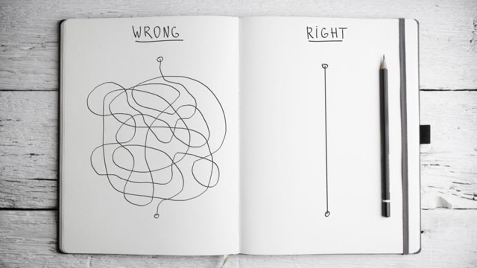引き算で考えよう。シンプルデザインがうける理由