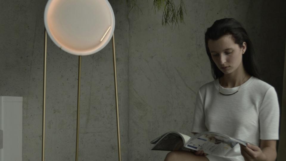 ランプと一体になった空気清浄器って?