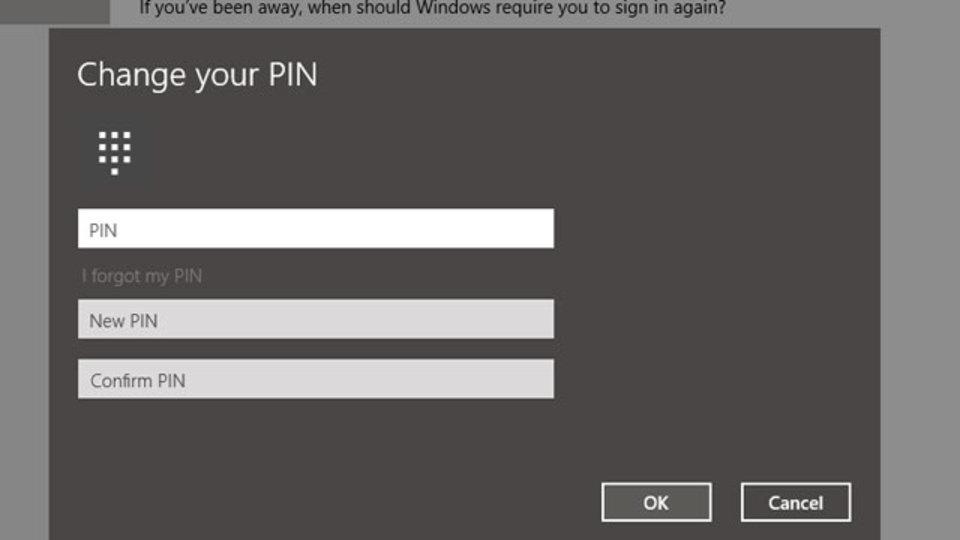Windows 10をより安全に使うためにPINを設定しましょう