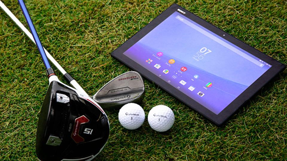 遊びとビジネスを地続きに。朝活ゴルフのパートナー足り得るタブレットとは