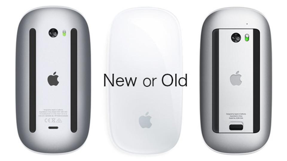『Magic Mouse 2』より『旧Magic Mouse』の方が便利に使える?【今日のライフハックツール】