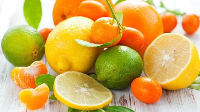 柑橘類の皮で食洗機を脱臭