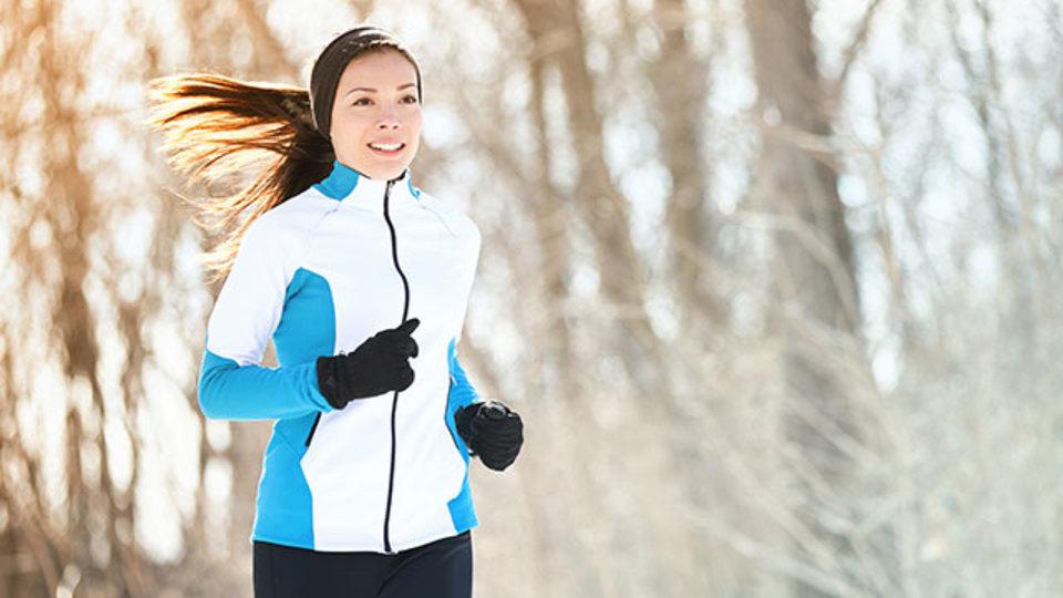 真冬でも寒い思いをせずにランニングを楽しむには