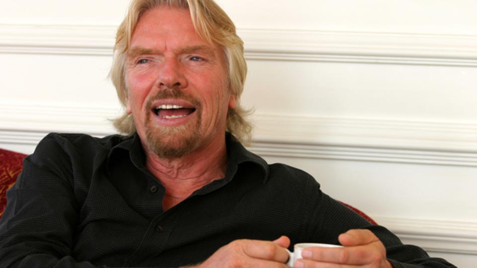 イギリスの大実業家はどうして50年間朝5時に起き続けているのか?ヴァージングループ会長リチャード・ブランソン氏の朝に対する考え方