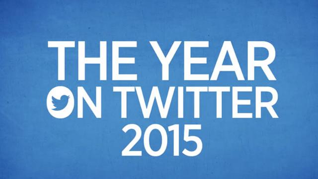 ツイッターで振り返る、2015年