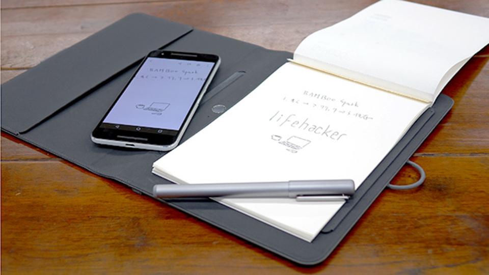 「メモはペンと紙でとる」スタイルはデジタルでも通用する【今日のライフハックツール】