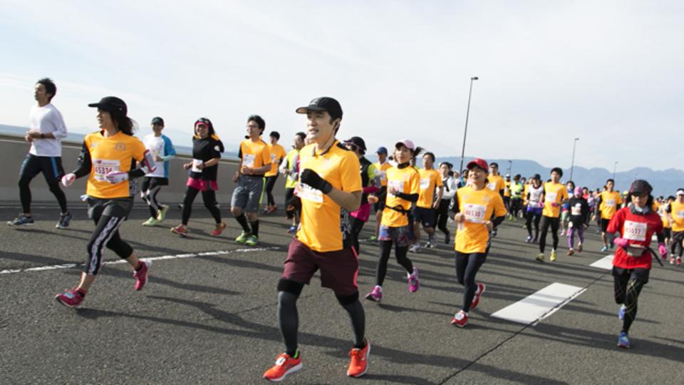ライフハッカー[日本版]編集長が湘南国際マラソンに挑戦しました。 〜ビジネスマンのためのスキンケア&ランニング入門