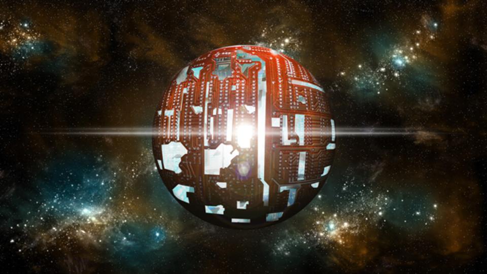 宇宙人の構造物が原因?恒星「KIC 8462852」の光が不思議なパターンで変動している...