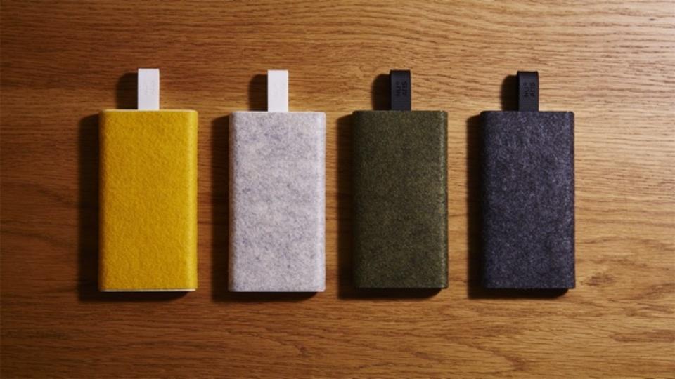 忙しい人が選ぶ、外さないプレゼント:モバイルバッテリー「TAGPLATE」