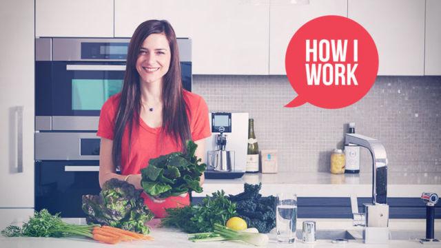 健康習慣を楽しくクリエイティブに:「Summer Tomato」クリエイター、ダリア・ローズの仕事術