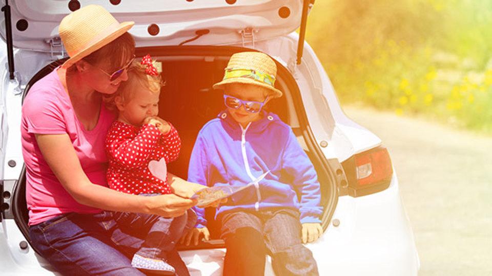 子どもとの長距離ドライブを乗り切るコツ