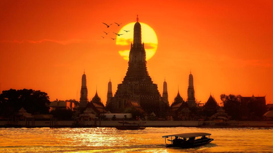 2016年に移住したい世界22都市:「バンコク」in タイ