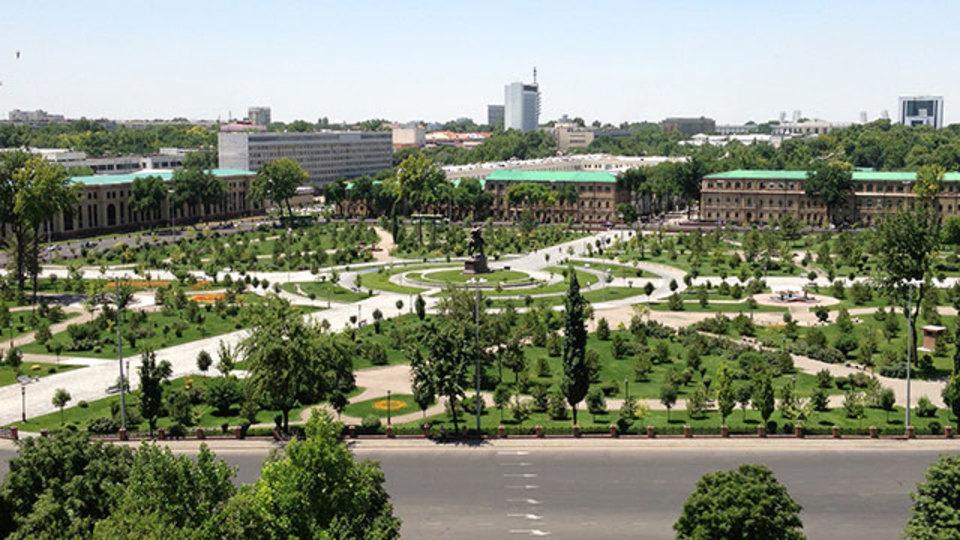 2016年に移住したい世界22都市:「タシケント」in ウズベキスタン