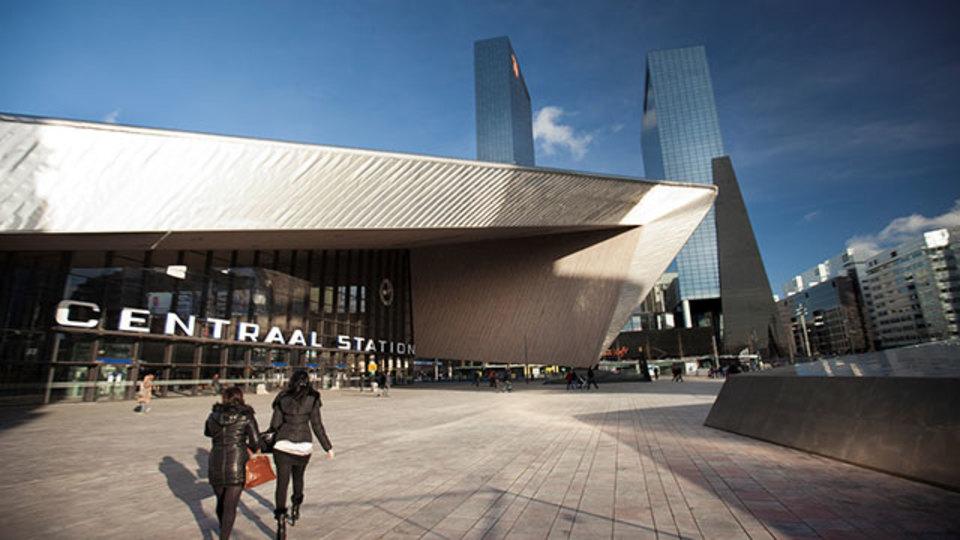 2016年に移住したい世界22都市:「ロッテルダム」in オランダ