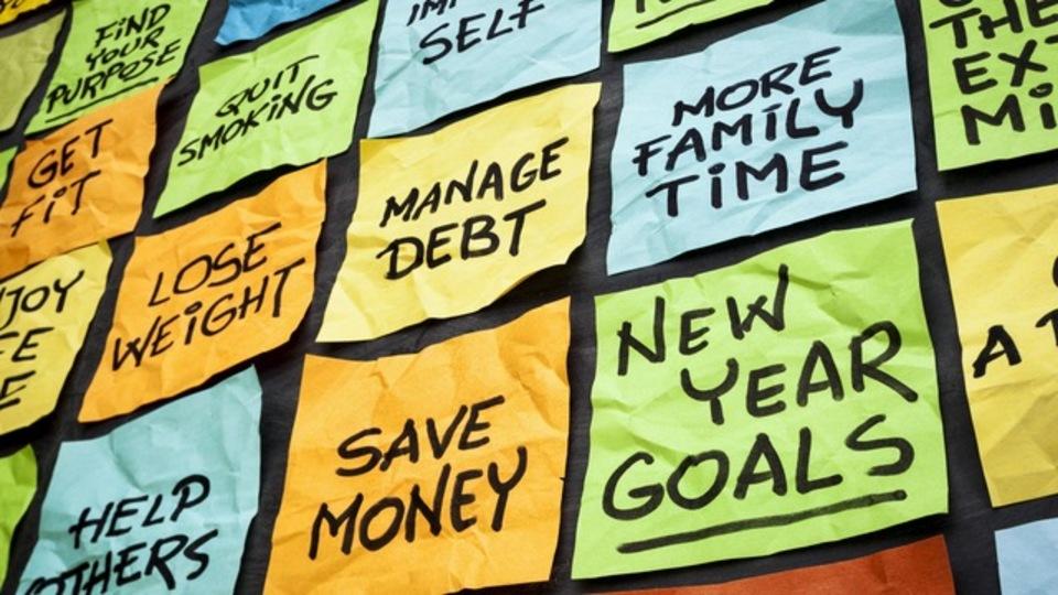 新年の抱負を立てるのは「時間の無駄」なのか?