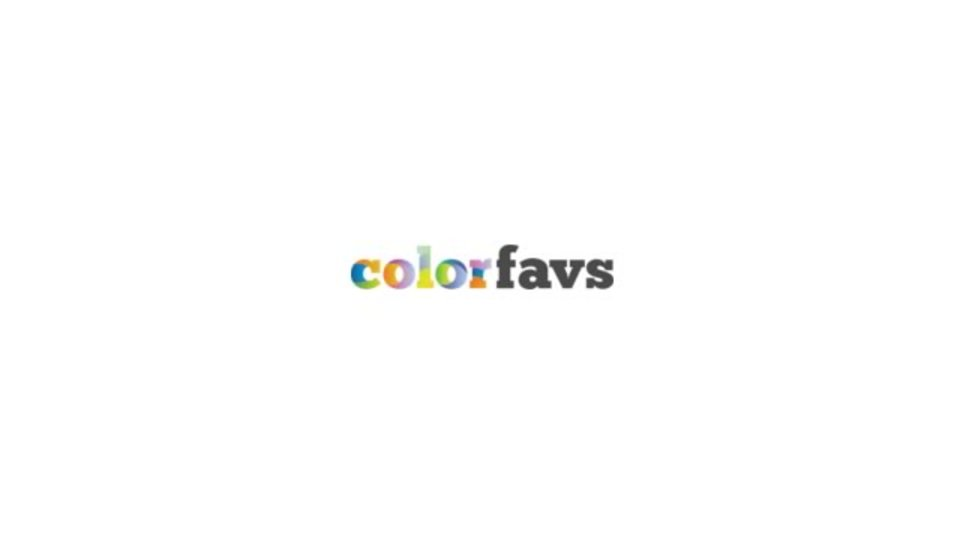 指定した画像に使われている色からカラーパレットを作るサイト「ColorFavs」