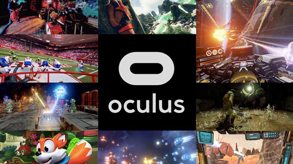 Oculus Rift、2016年末までに100以上の対応タイトルがリリース!