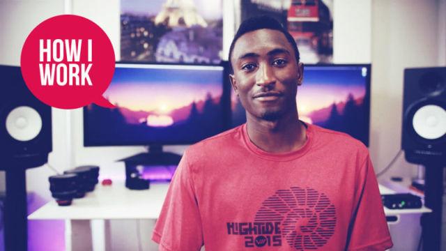 もっとデカくていい動画を作りたい:若き人気YouTuber、マルケス・ブラウンリー(MKBHD)の仕事術