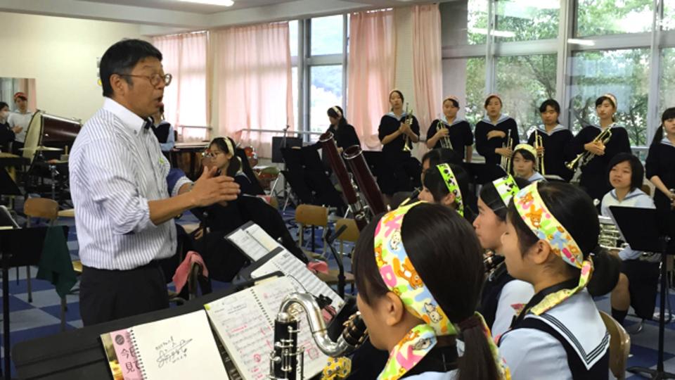 就任5カ月で無名の吹奏楽部を全国大会へ導いたカリスマ指導者から学ぶ、「信頼関係」を築く方法