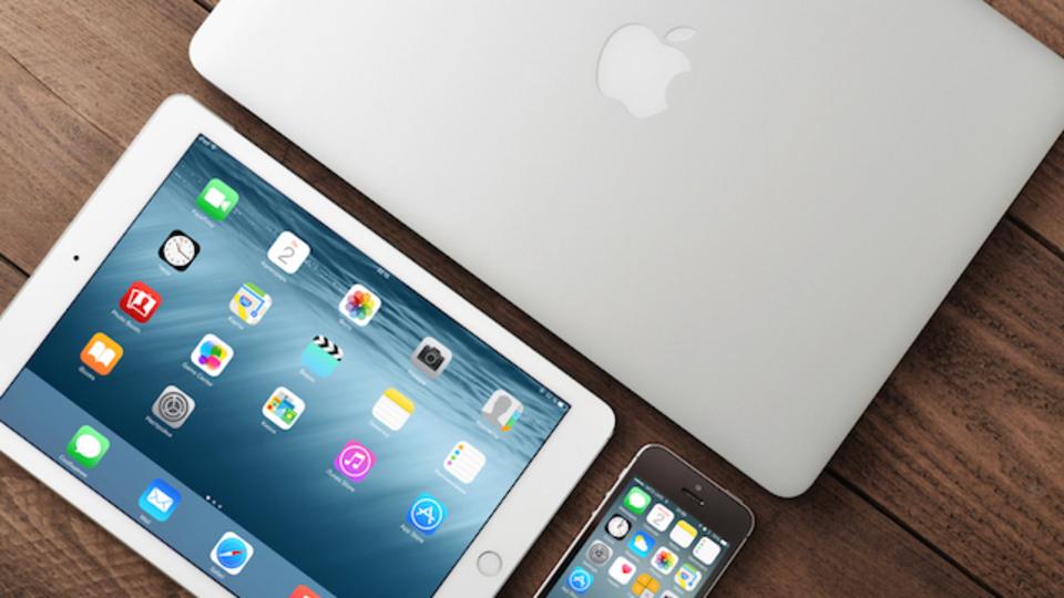 世界で使われているアップル端末の数は?