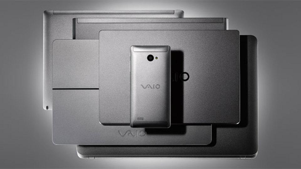 スマホ『VAIO Phone Biz』SIMフリー&ドコモ端末として登場