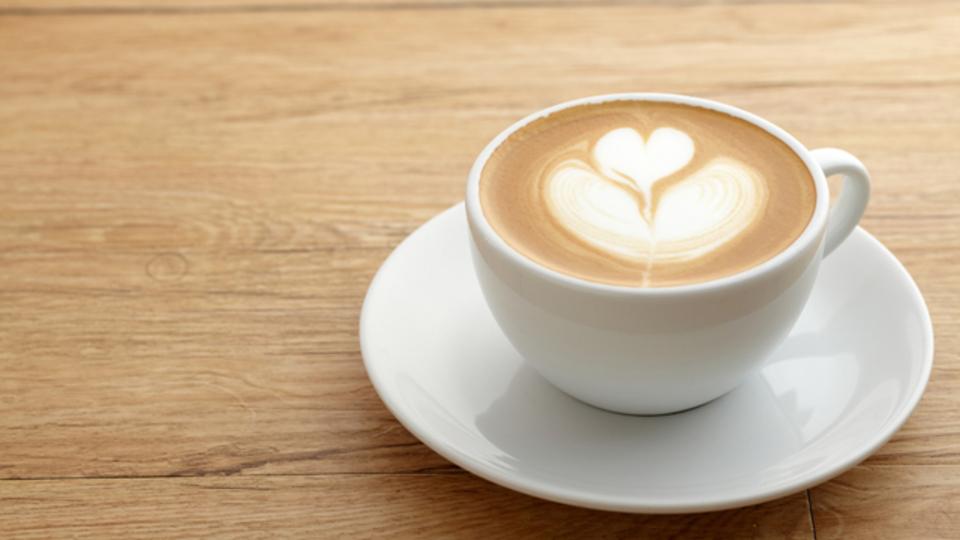 コーヒーを飲むと、運動が辛く感じにくくなる?