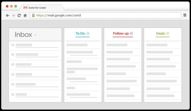 荒れた受信箱もスッキリ!Chrome拡張機能「sortd」でGmailにToDo管理機能を追加しよう