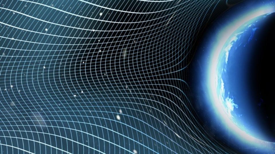 アニメーションで見る重力波の動き