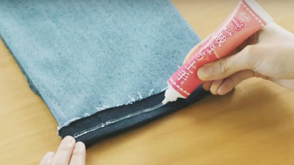 服のトラブルを糸も針もナシで解決。衣料の接着剤【今日のライフハックツール】