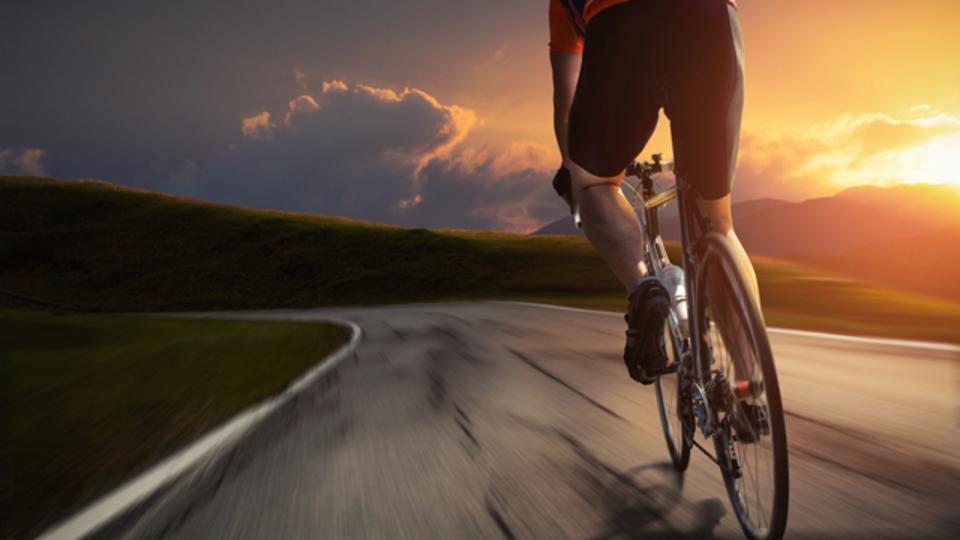 超スピードが出る折り畳み自転車「Birdy」(動画あり)