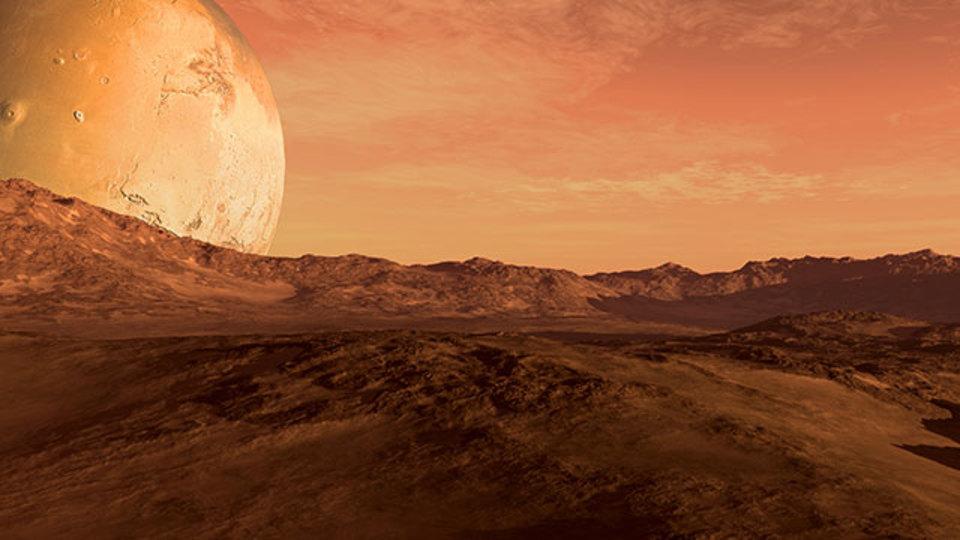 火星に向いているのは、遅寝遅起きで肉を食べる人