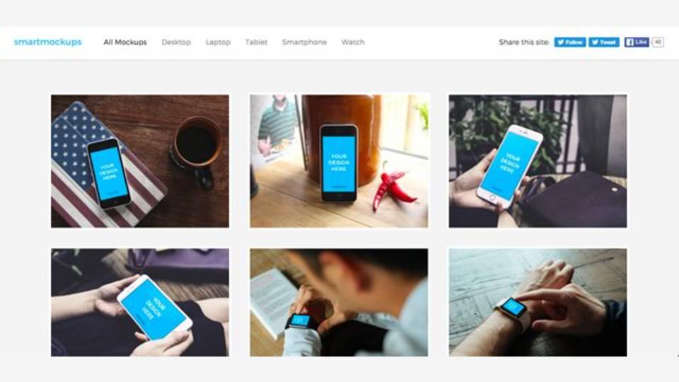 指定した画像をApple製品にはめこめるサイト「Smartmockups」
