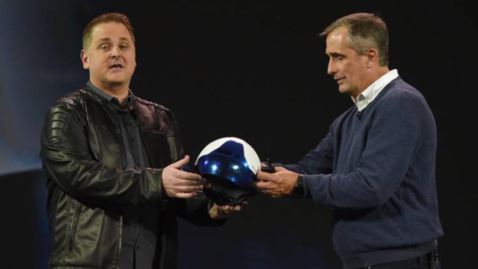 インテルがARヘッドセットを開発中