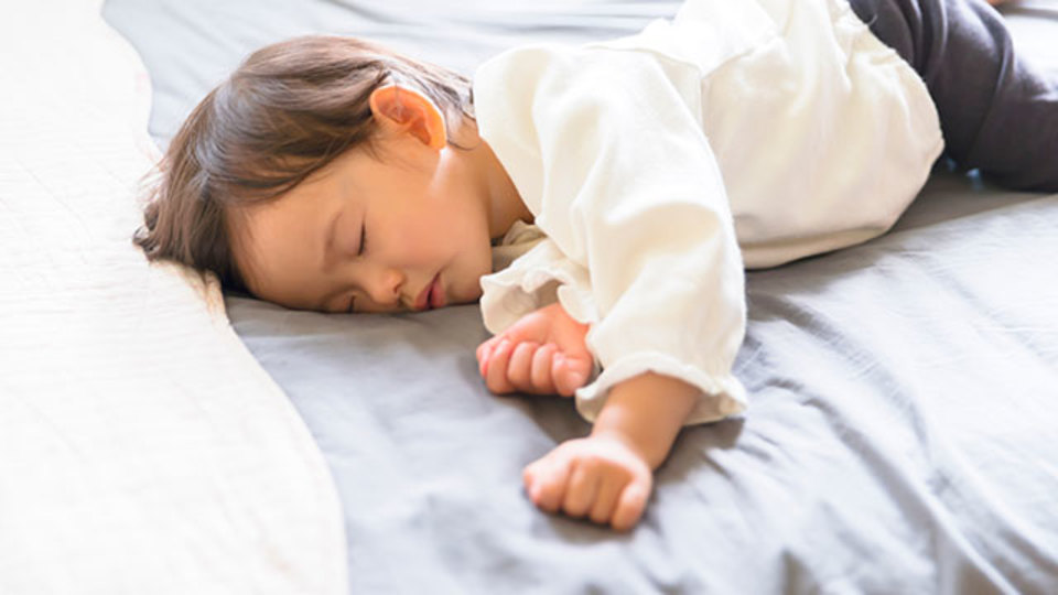 より良い睡眠のためにできる5つのこと