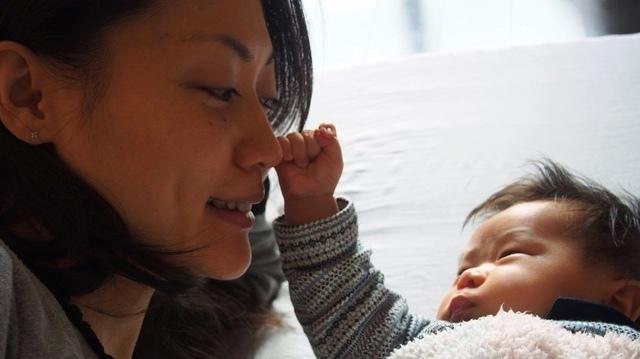 「分娩台から、こんにちは」女性ファンドマネージャーが妊娠中に男性と社会に感じたこと