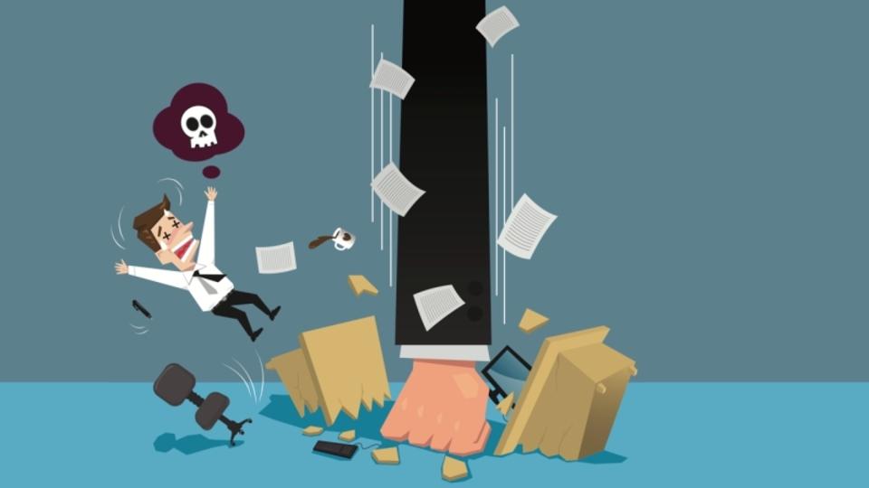 仕事中毒の上司からの過剰な要求を退け、ワークライフバランスを手にする方法