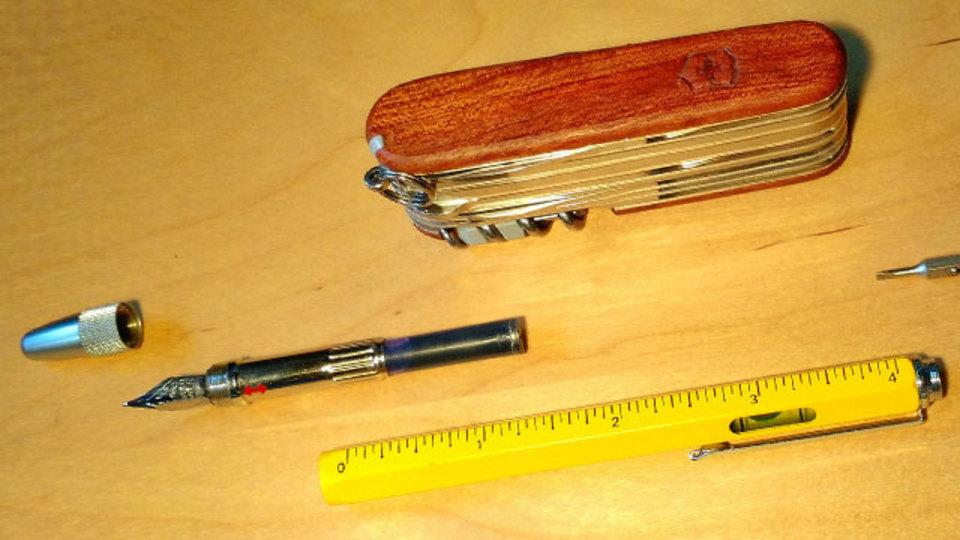 荷物を減らしたいなら1人◎役な道具を選ぼう~先週のライフハックツールまとめ