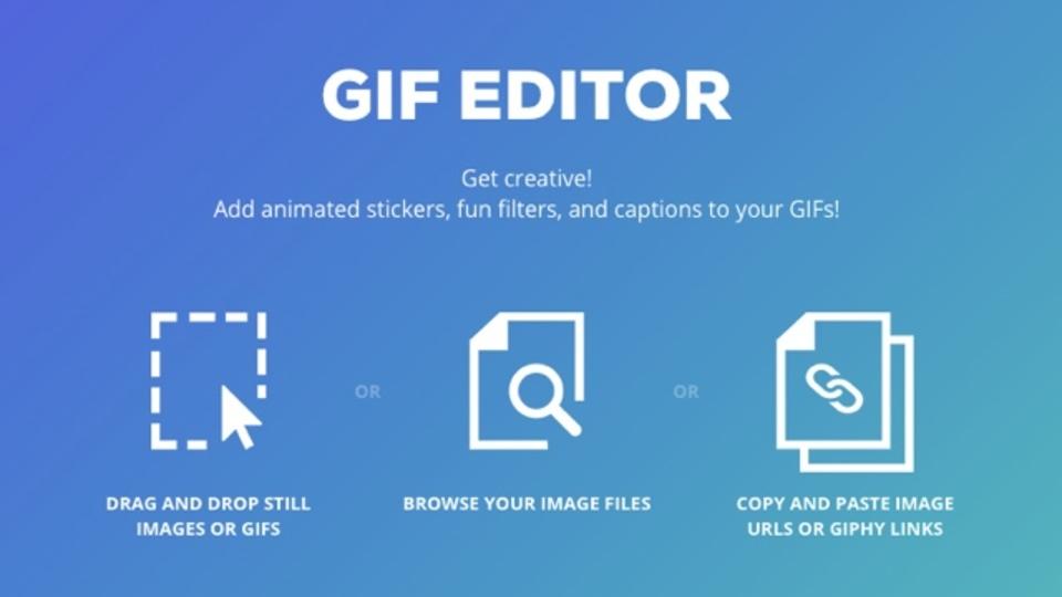 GIFアニメをオンラインで手軽に加工できる「GIF Editor」