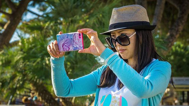 写真のフィルタ加工をひと手間はぶけるカメラアプリ