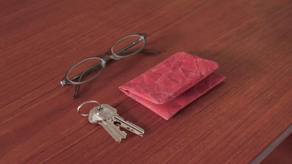 紙のように軽い純和風の財布 【今日のライフハックツール】