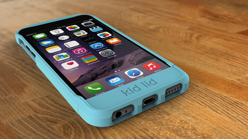 子供に安心してiPhoneを渡せるケース【今日のライフハックツール】