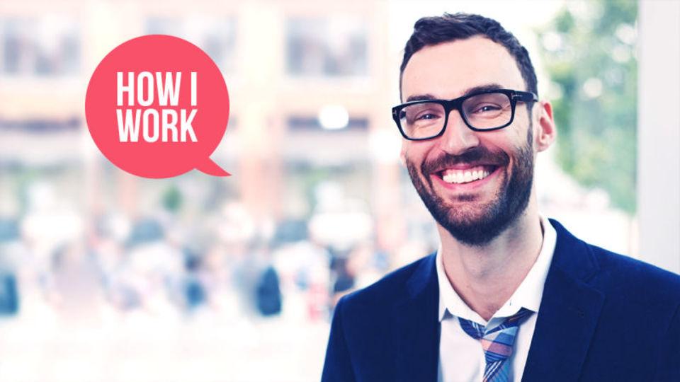 仕事はスピードが命:GV社(Google Ventures)のデザイン・パートナー、ジェイク・ナップさんの仕事術