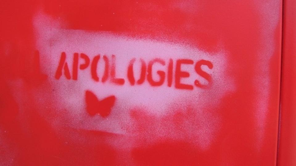 完璧な謝罪に必要な6つの要素