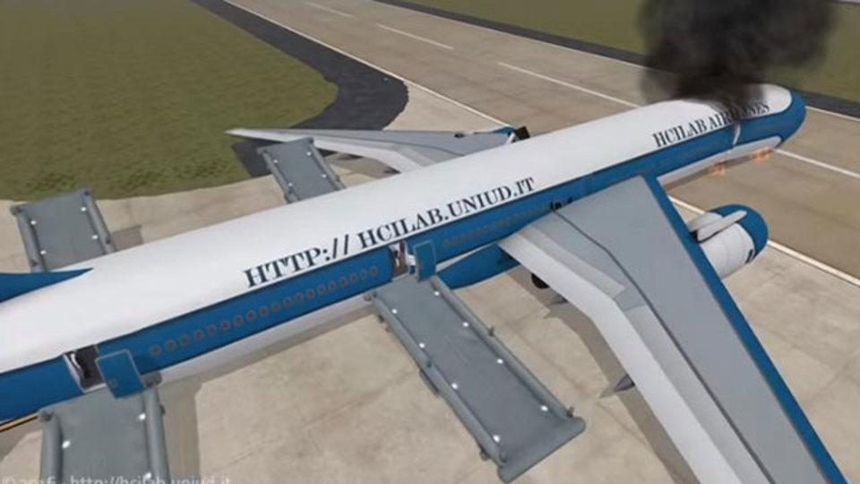 飛行機事故から生存する方法を教えてくれるゲーム『Prepare For Impact』