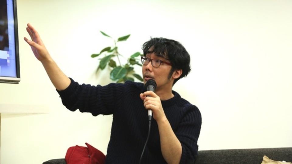 編集者の仕事は音楽プロデューサーの仕事に似ている:クリエイティブ塾Vol.1『WIRED日本版』 編集長・若林恵