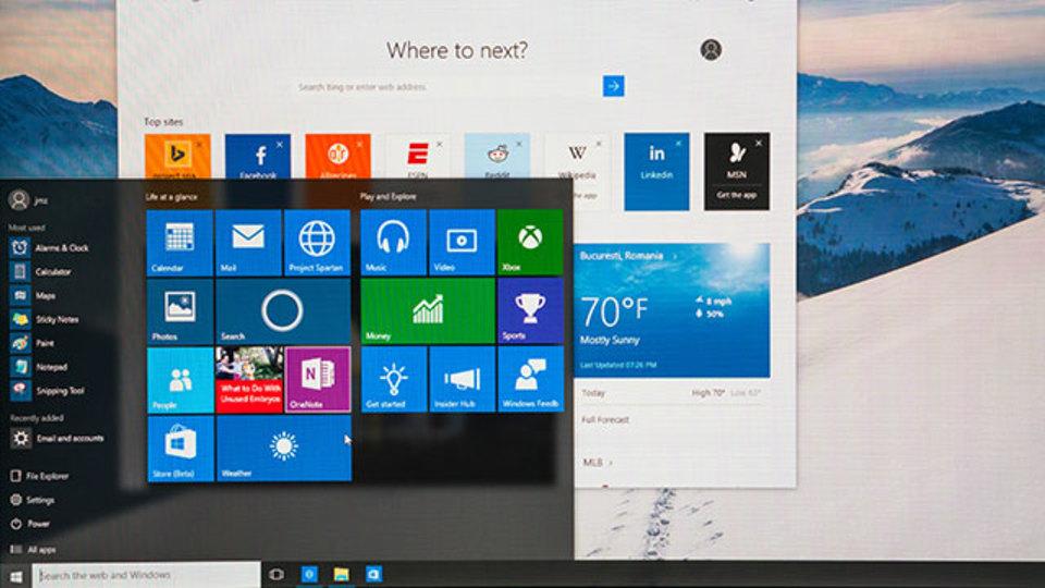 Windows 10ではアクティブでないウィンドウもスクロールできる