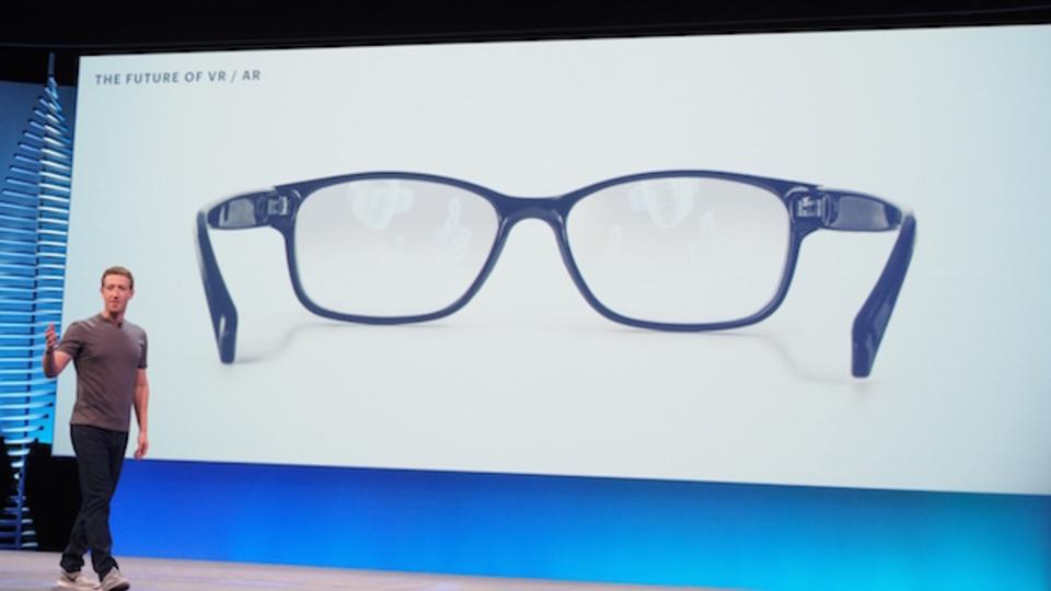 未来のVRは普通のメガネのようなデバイスになる?