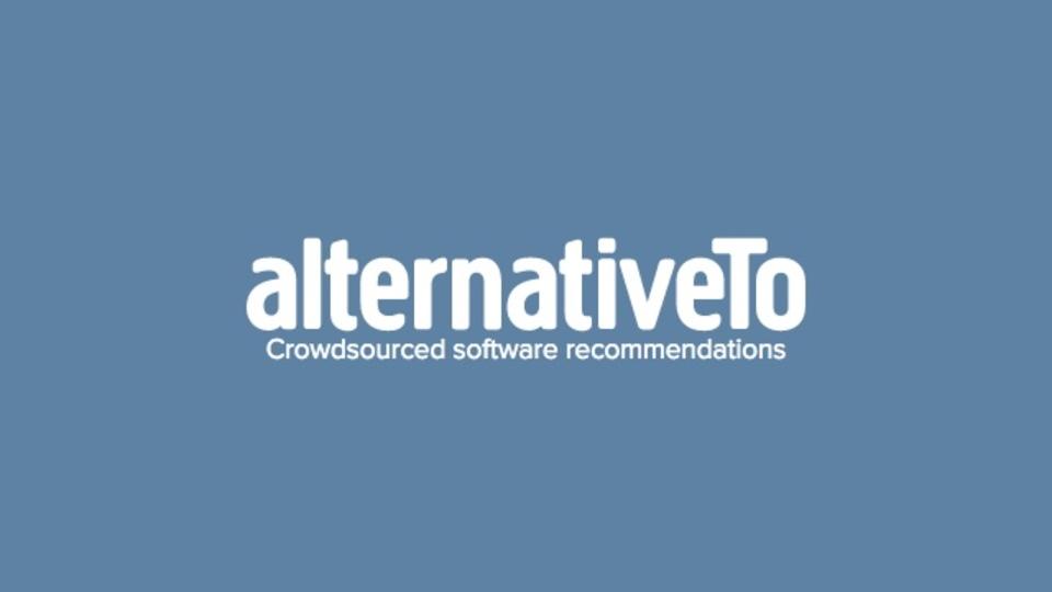 類似したWebサービスやツールを探してくれるサイト「AlternativeTo」